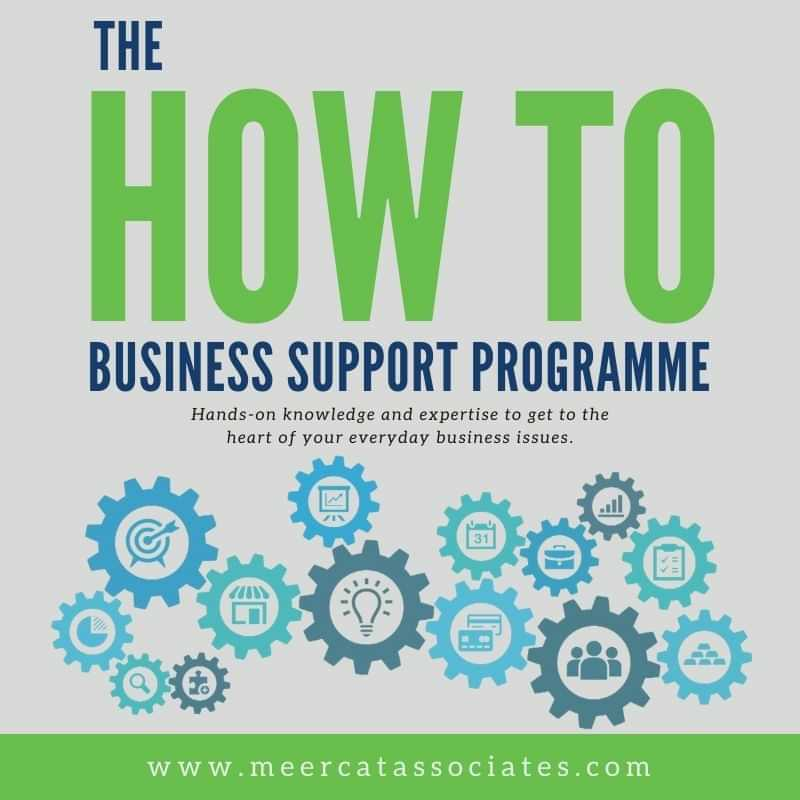 How To Business Support Programme